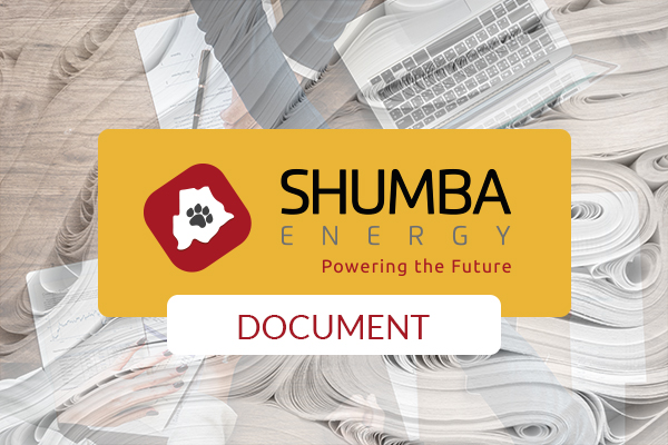 Shumba Document